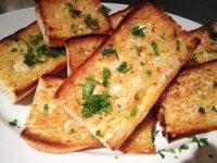 garlic bread ala 70's nyc