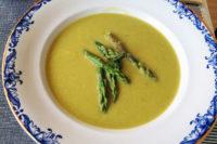 asperagus soup