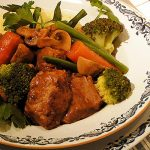 Navarin Printanier - Lamb Stew